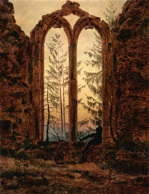 Caspar David Friedrich - The Dreamer