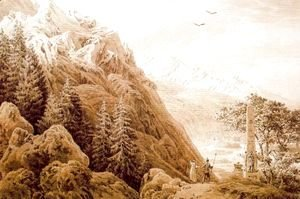 Caspar David Friedrich - Autumn