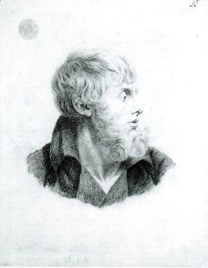 Caspar David Friedrich - Self-Portrait