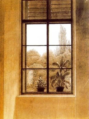 Window and Garden
