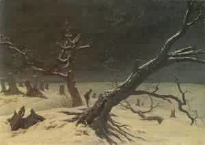 Caspar David Friedrich - Nature 1897 2