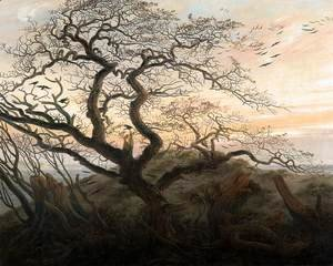 The Tree of Crows c. 1822