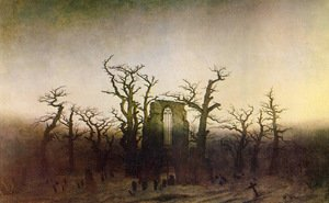 Caspar David Friedrich - The Abbey in the Oakwood 1809_10