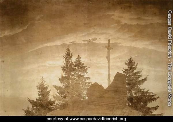 Cross in the Mountains 1805-06