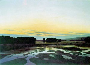 Caspar David Friedrich - Largeness