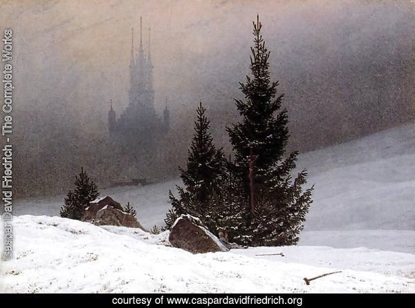 Winter Landscape (1) 1811