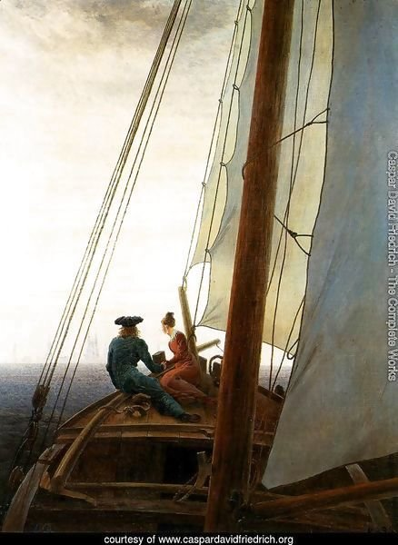 On the Sailing Boat c. 1819
